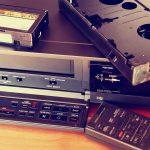 Stare jak nowe, czyli digitalizacja kaset vhs